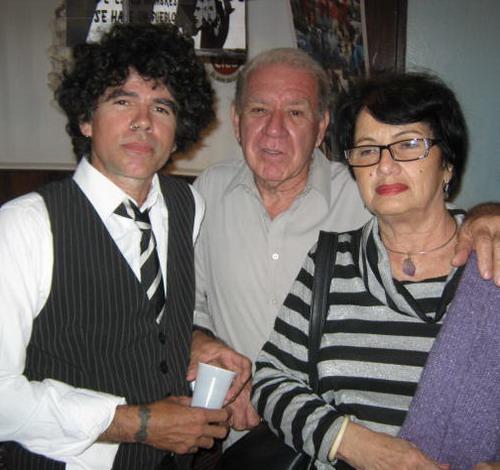 Con Gorki y Fernando, titlar de Mermelada