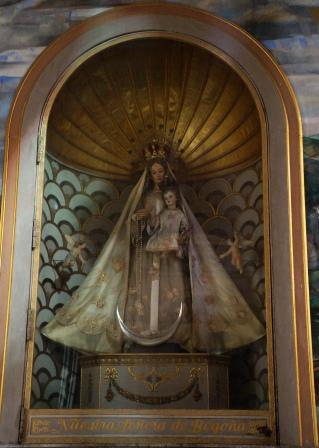 La Virgen de la Begoña tiene un lugarcito en la Habana (1)