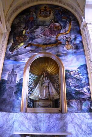 La Virgen de la Begoña tiene un lugarcito en la Habana (2)